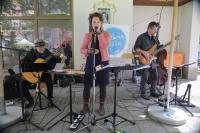 Laluna Blue Live am Salinplatz Rosenheim 2019